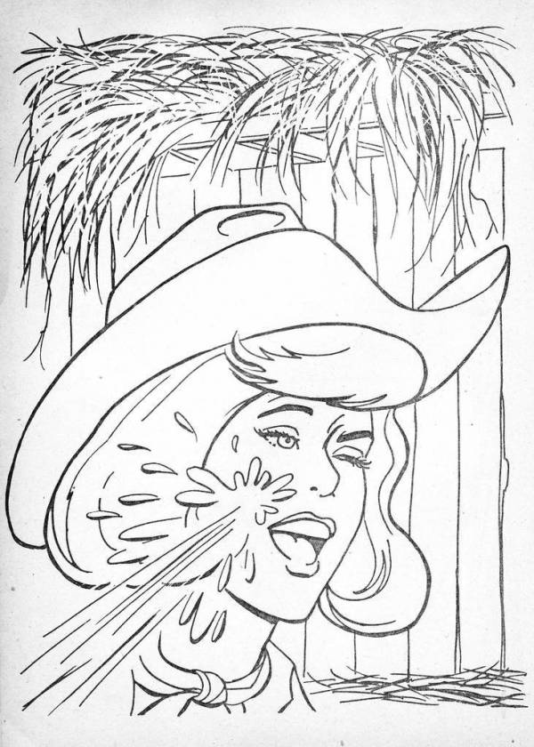 vintage coloring pages # 24