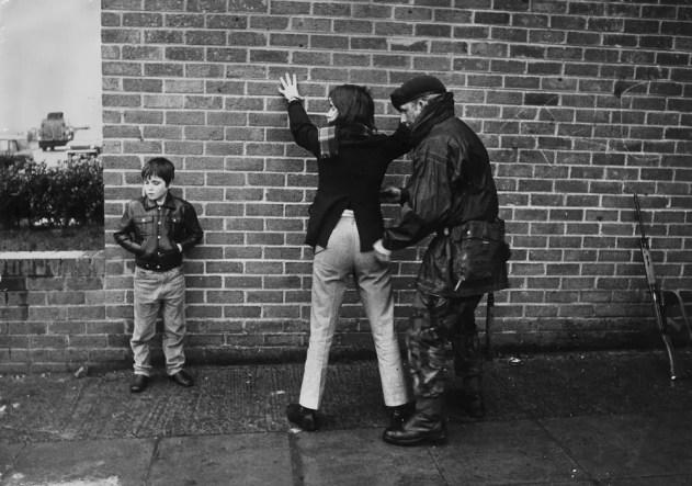 Children In The Troubles Northern Ireland