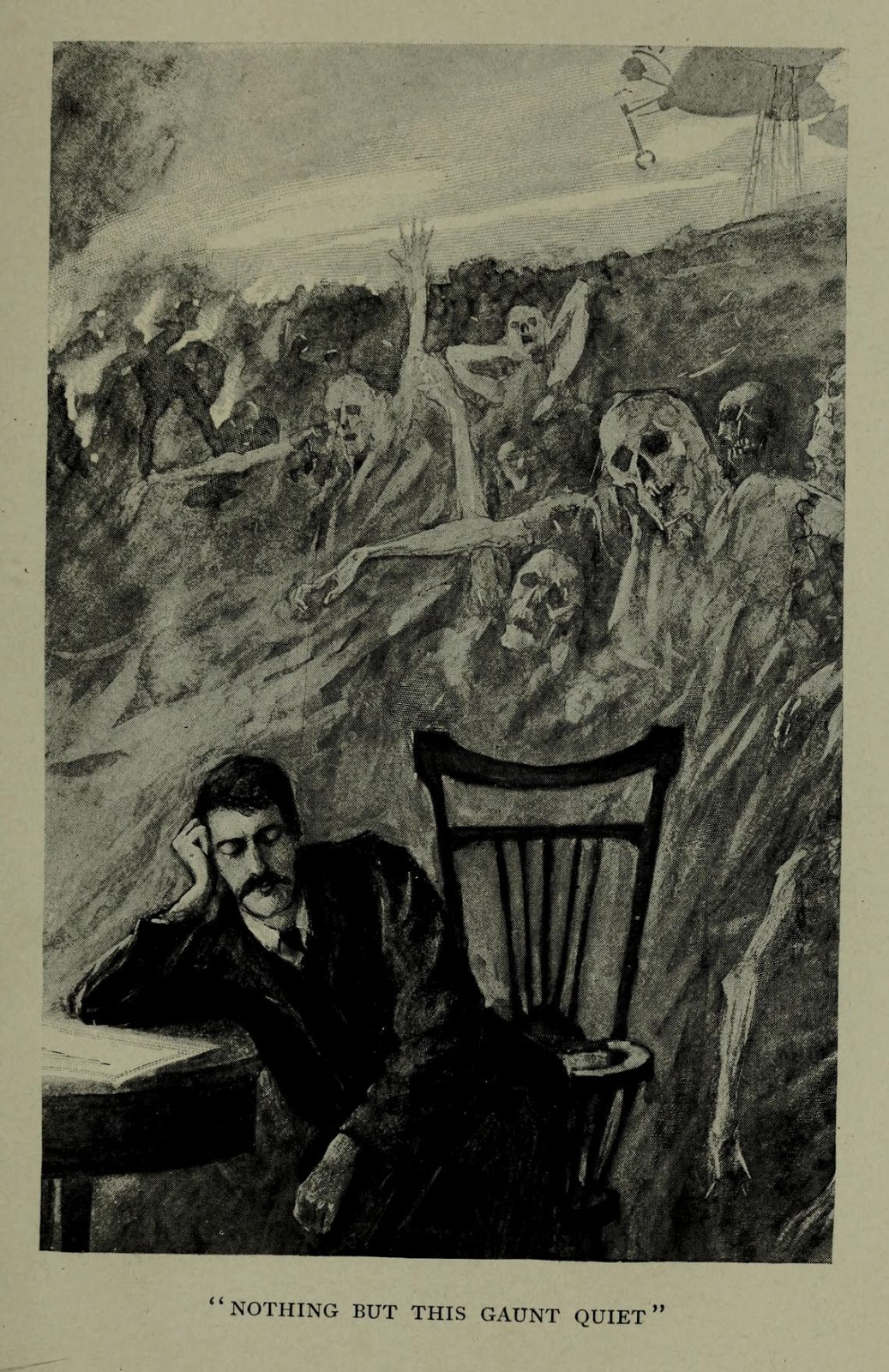 The Worlds First Illustrations For HG Wells The War Of