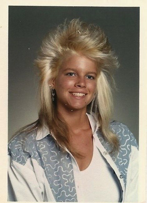 Big 1980s Hair A Casting Call For Your Hairstyles Flashbak