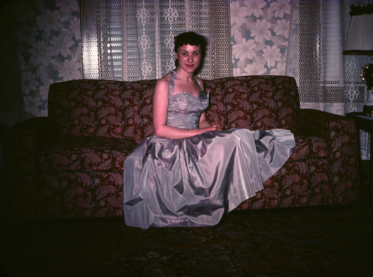 Photos Of A Woman Named Elsie Bolcar From New Jersey In