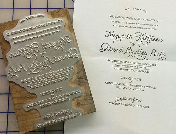 Invitation proof & cut