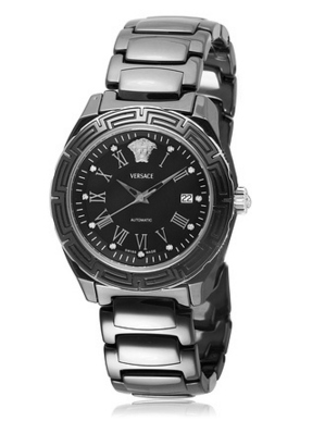 21ff64b7d94 60% Off - Versace 01ACS9D009 SC09 DV One Black Ceramic Watch