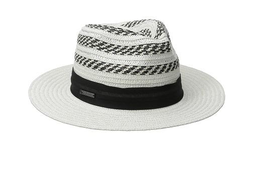 Vince Camuto Striped Fedora Hat 0389774e3c1