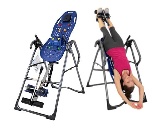 Teeter Ep 970 Inversion Table Blemished Deal Flash Deal