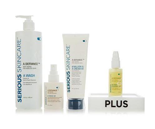 Serious Skincare Retinol Jumbo Cleanser Deal - Flash Deal Finder