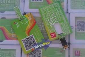 Flashdisk Kartu PT. Telkom