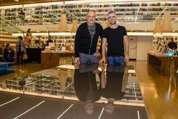 Designer Arthur Casas e Matheus Silveiro