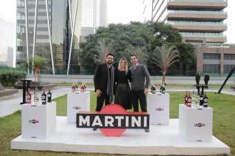 Anderson Cruz, Gabriele Andrade e Marcelo Pimentel