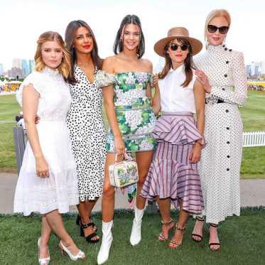 Kate Mara, Priyanka Chopra, Kendall Jenner, Keri Russell e Nicole Kidman