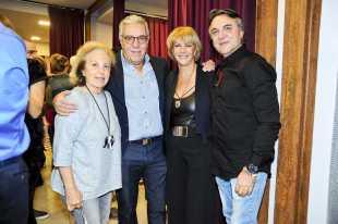 Marlene Matheus, Ademir Matheus, Sonia Matheus e Julio Malheiros