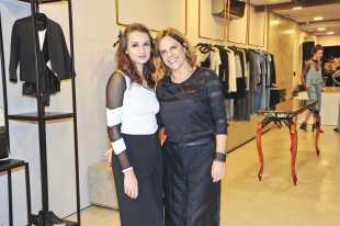 Rebeca Caiafa e Ana Mongiat