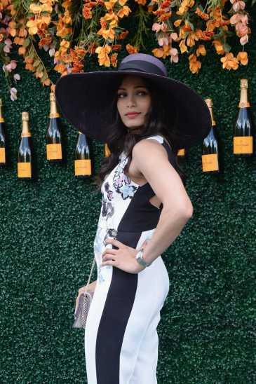 A atriz Freida Pinto