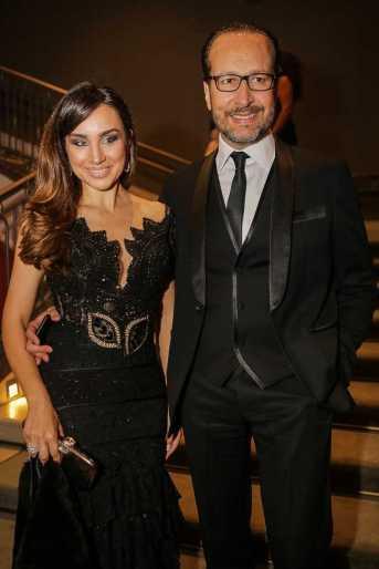Millena Carvalho e Eduardo Aron