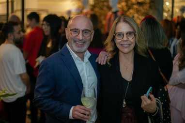 Kleber Filetto e Mariza Furlan