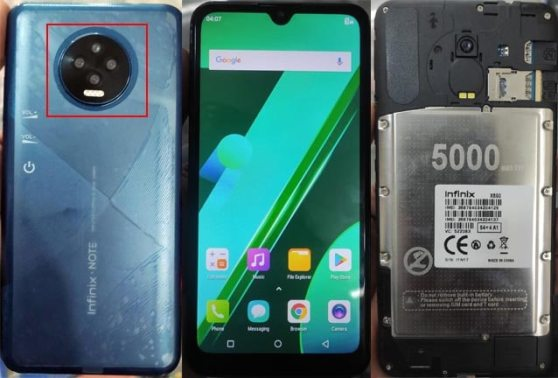 infinix NOTE 7 X690 Flash File Customer Care Hang Logo Dead Recovery LCD Fix Firmware