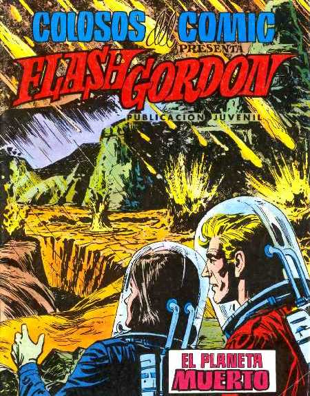 FLASH GORDON EN COLOSOS DEL COMIC N÷ 31