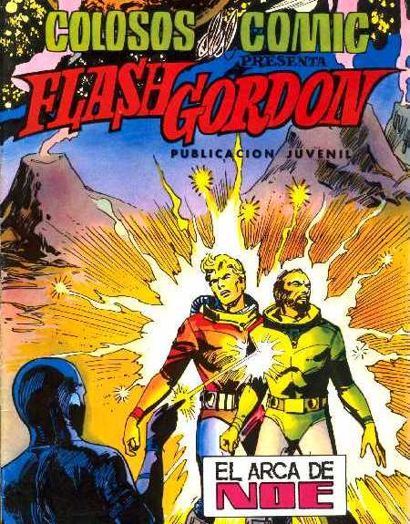 FLASH GORDON EN COLOSOS DEL COMIC N÷ 36