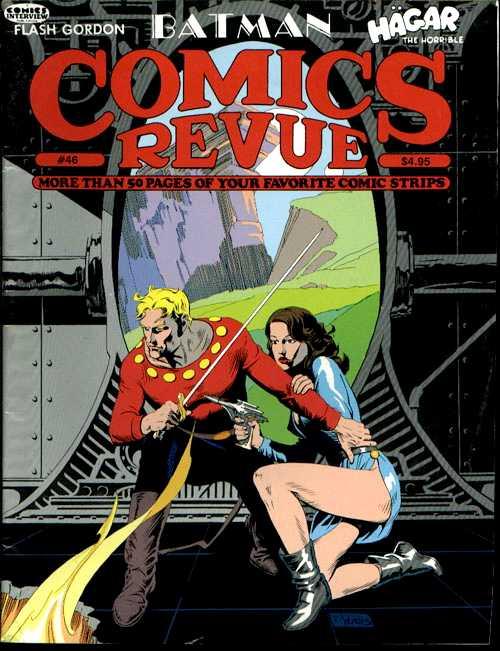 COMICS REVUE 46