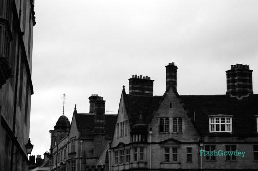 Penthouses, Oxford, UK (October 2014)