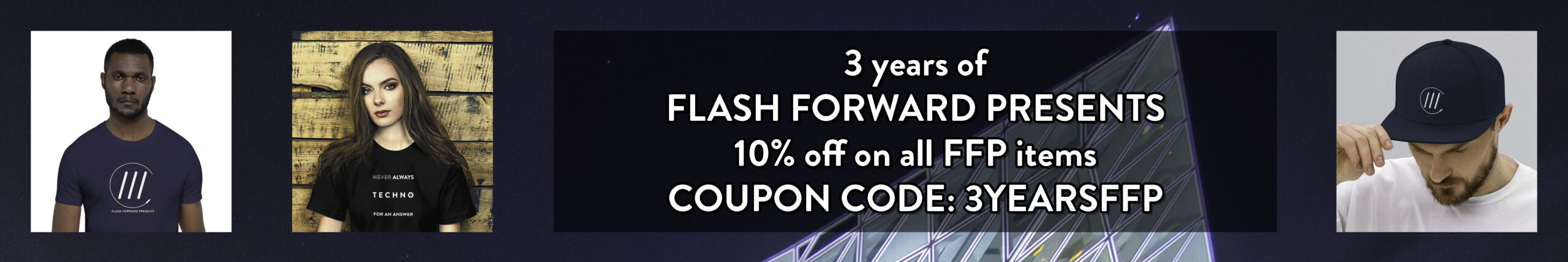 3YearsFFP Coupon