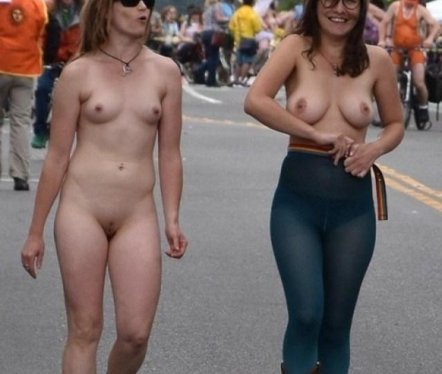 Two Sluts Street Walk