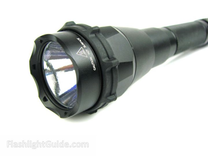 SureFire R1 Lawman Anti-Roll Bezel Ring