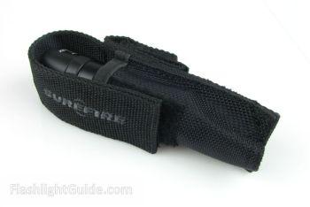 SureFire E1DL-A with V21 holster