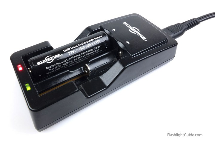 SureFire P1R Peacekeeper Battery Charger