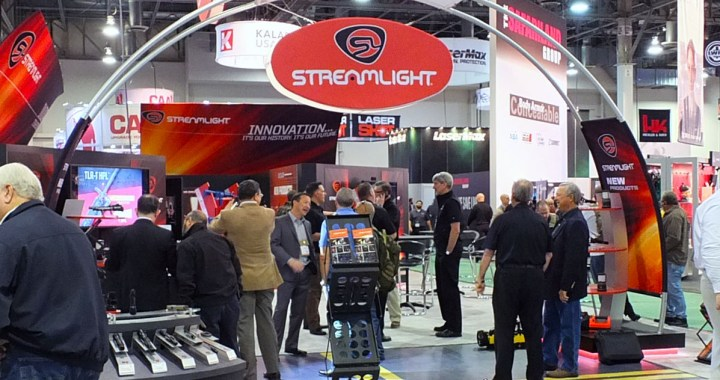 Streamlight at SHOT Show 2015
