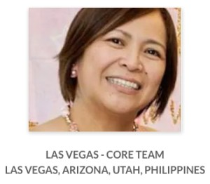 Las Vegas Core Team that covers Las Vegas, the state of Arizona & Utah and the Philippines