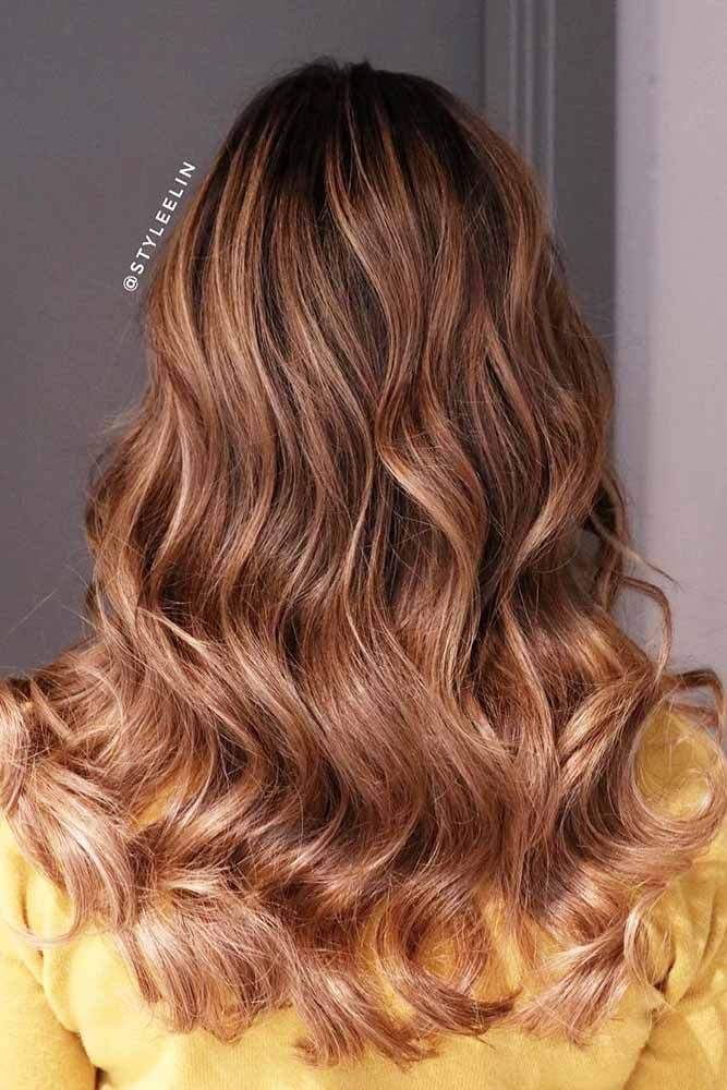 Light Brown Mocha Hair Color Choice Image Hair Coloring Ombre