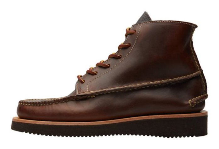 san marina homme bottines minelli Maine Guide 6 Eye Yuketen