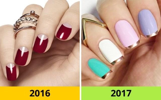 La french manucure classique ? C'est dépassé ! La nouvelle tendance en matière de nail art, c'est la french bicolore ! Le secret : appliquer deux couleurs assorties - une claire et une plus flashy - pour donner du peps à ses ongles.