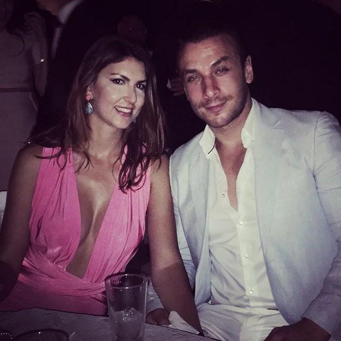 Stars Tunisiennes - Yassine ben gamra et sa femme