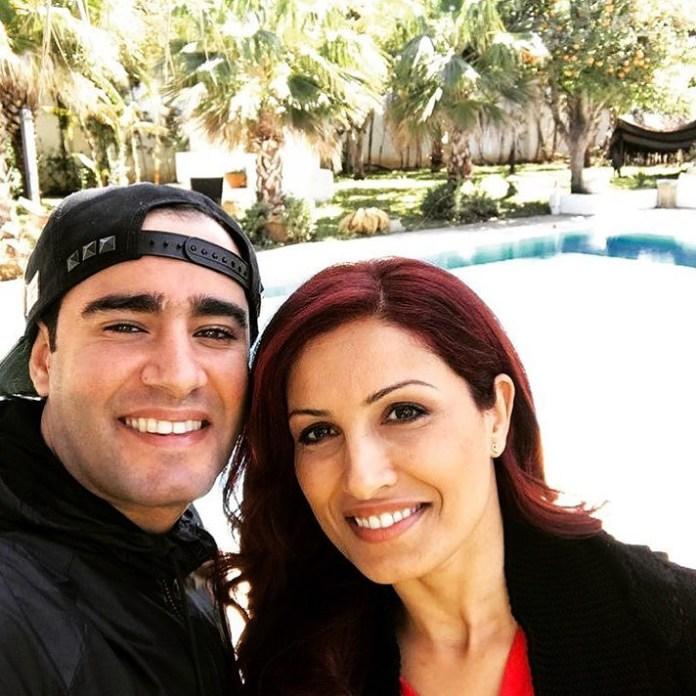 Stars tunisiennes - Lamine bel khodja et asma ben othman