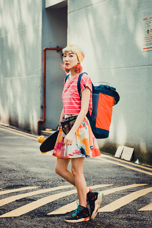 Tendance Street style pour femmes a Singapore