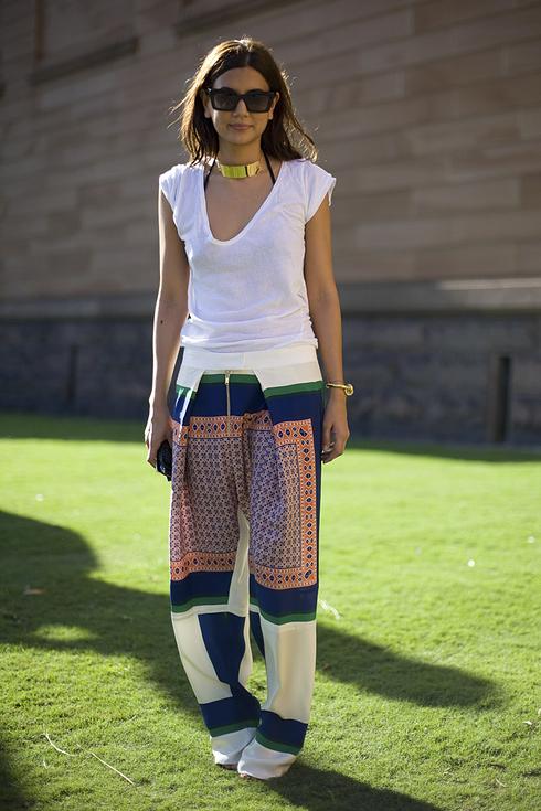 Street style pour femmes a Sydney