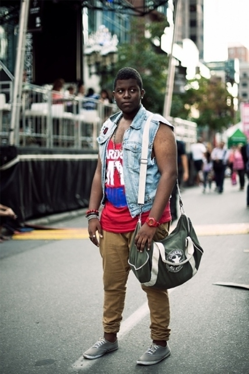 Tendance Street style pour hommes a Montreal