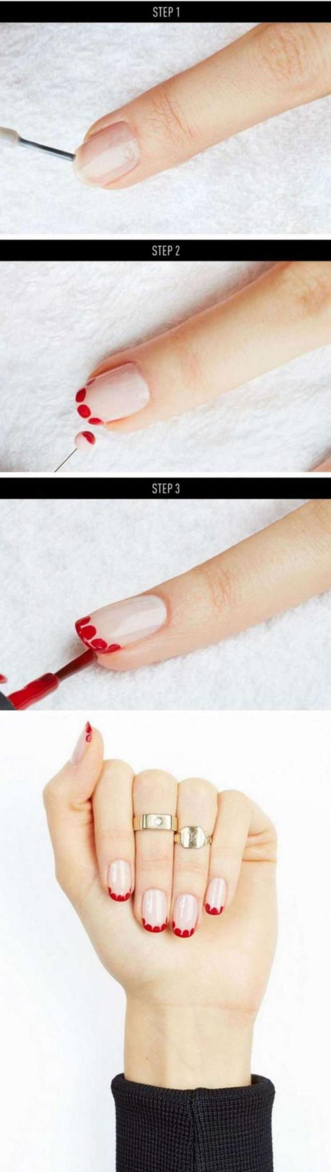 De Votre Nail Art Etape 4 Facultatif Customisez Manucure