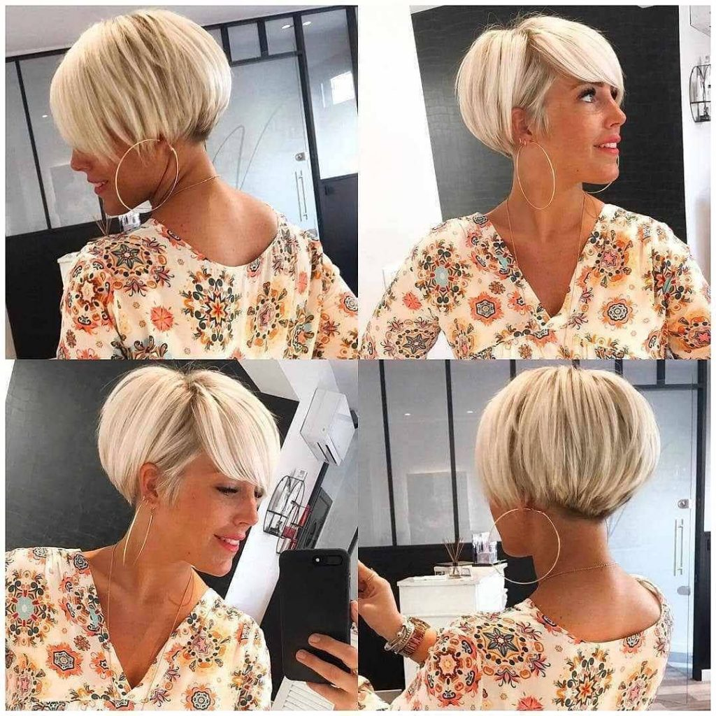 plus belles coiffure courtes pour femme