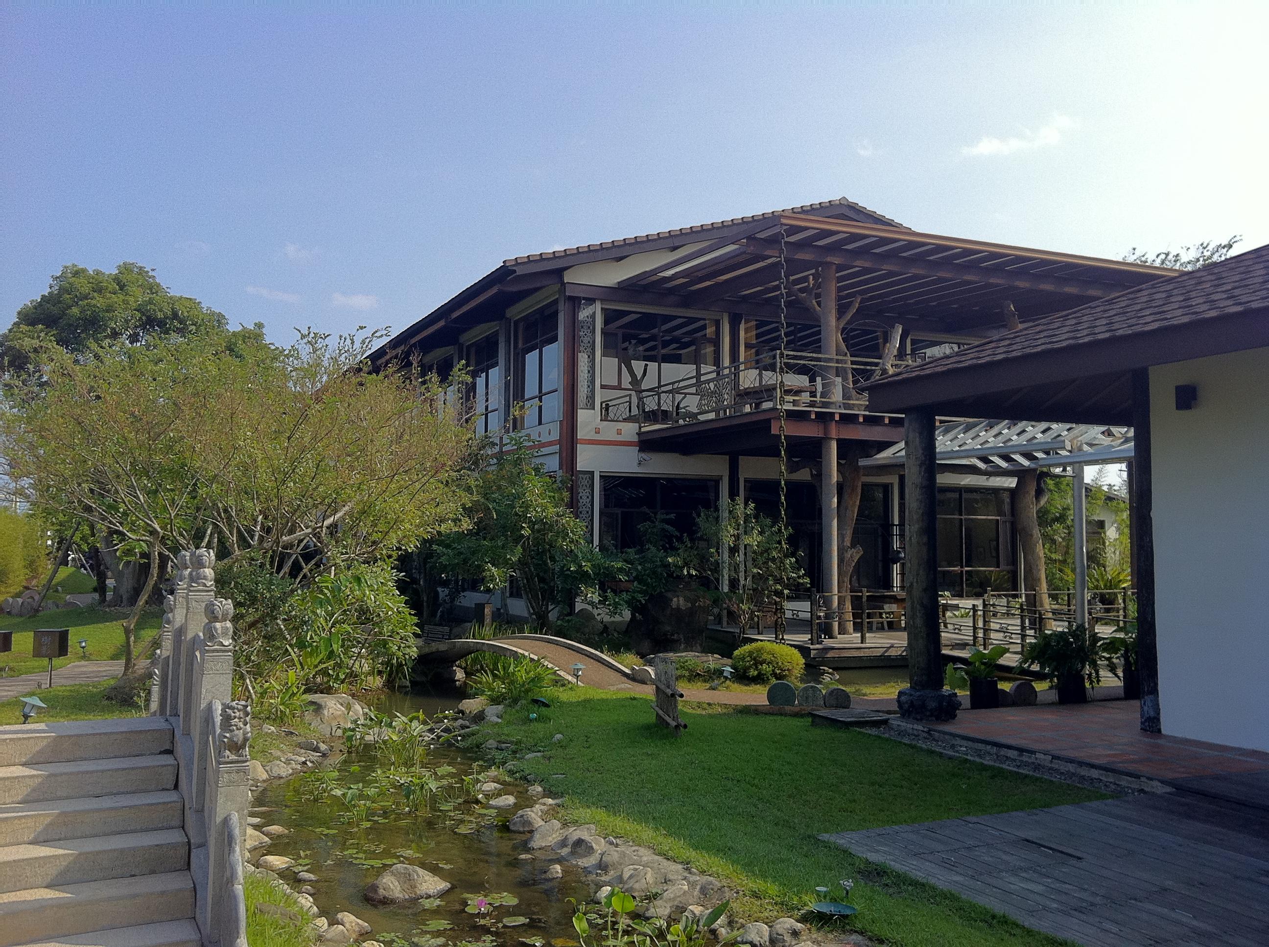 計畫外的「蘭陽博物館」x「掌上明珠會館」之旅 2012/11/13 | Flashmoment…