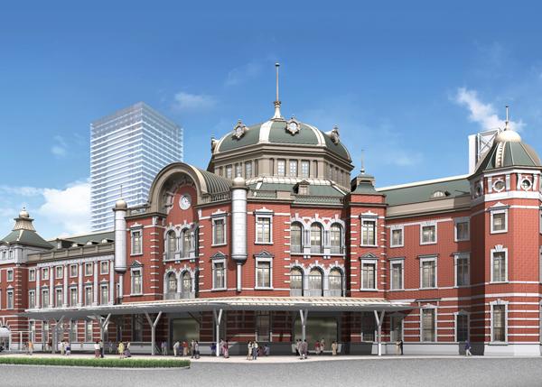 東京車站  2012/12/13 (5/6)