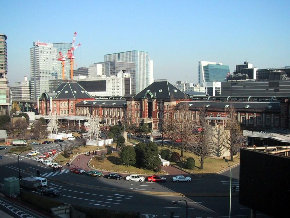 東京車站  2012/12/13 (3/6)