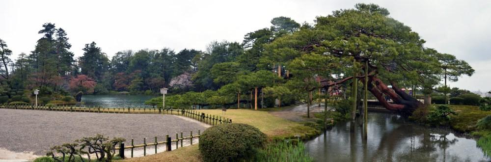 金澤市:日本三名園之一兼六園(Kenrokuen) 2013/04/12 (1/6)