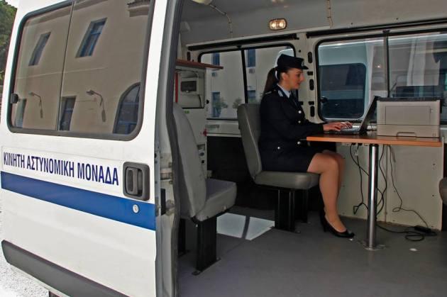 Αποτέλεσμα εικόνας για Κινητές Αστυνομικές Μονάδες