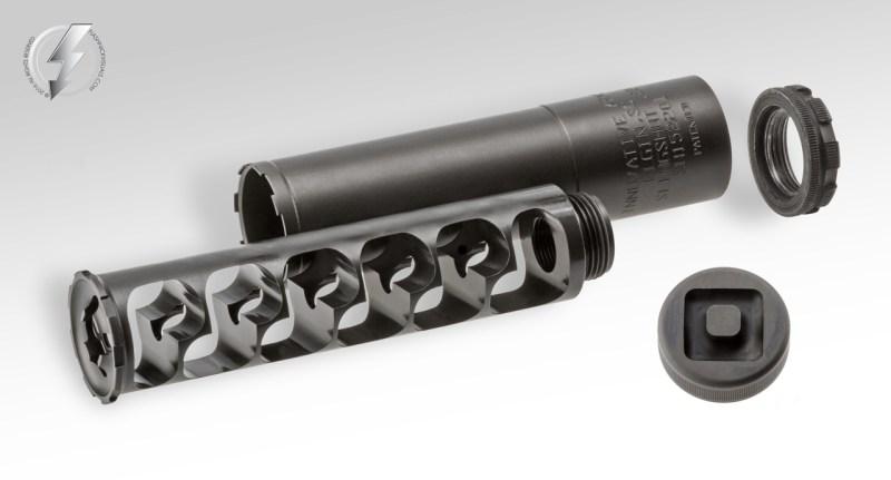 Photo gallery of Innovative Arms Slingshot Suppressor