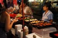 Night market, foodie heaven
