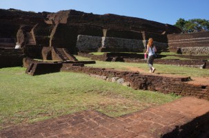 Ruins of Sigiriya