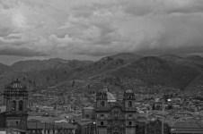 Cusco Skyline